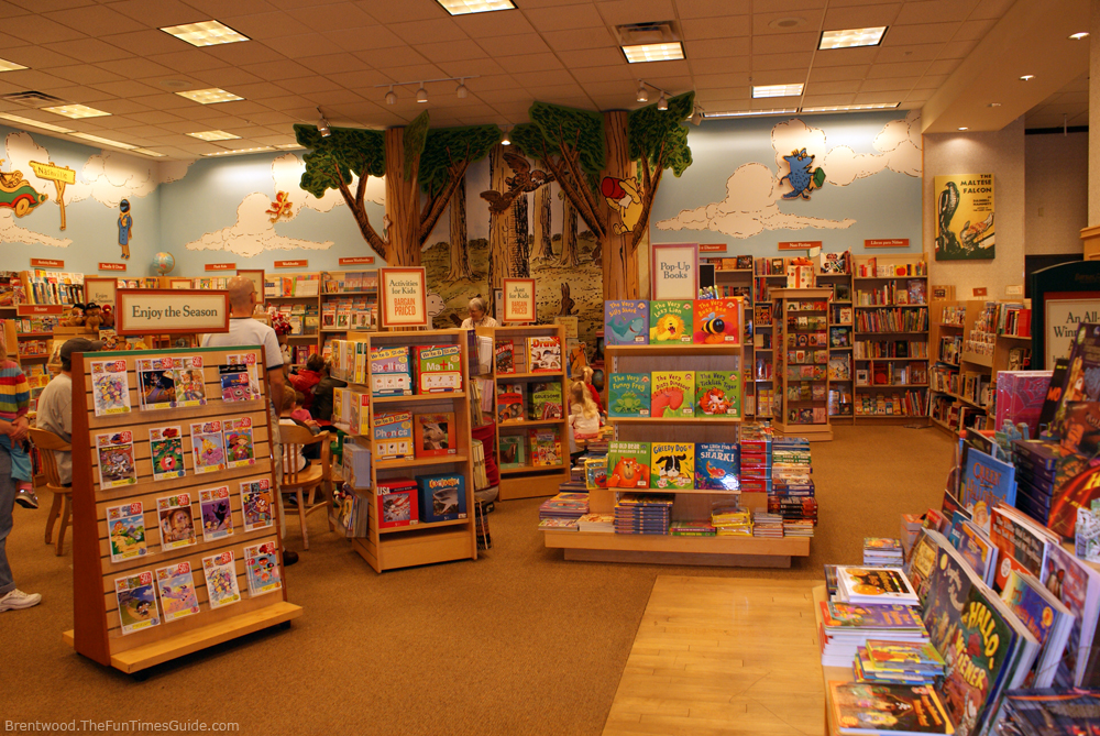 barnes and noble storytime for kids in
