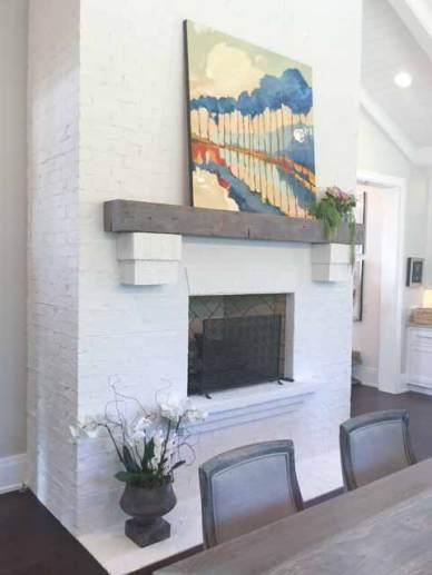 kitchen-fireplace