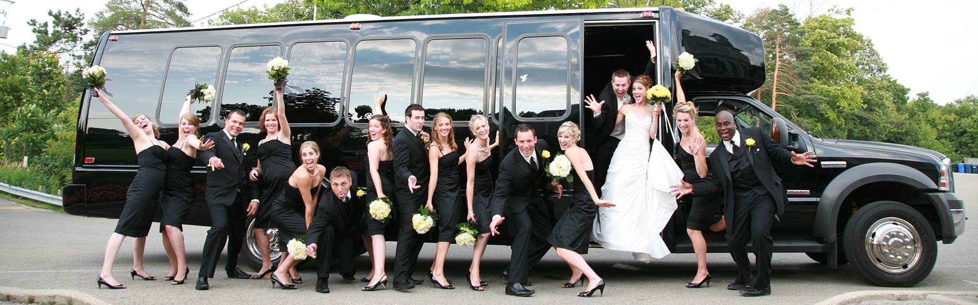 Wedding Limobus Limbusine