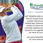 Manulife LPGA Classic - Whistle Bear Golf Club