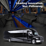 new 30 passenger and 22 passenger Limo Buses