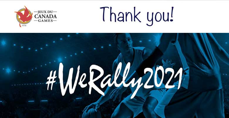 #WeRally2021 Thank You Waterloo Region!