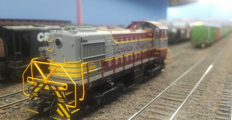 Waterloo Region Model Railway Club
