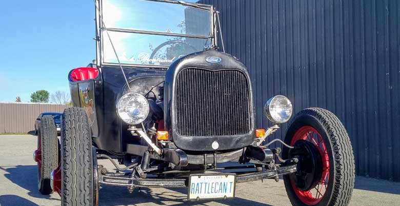 1923 Model T Ford for Sale