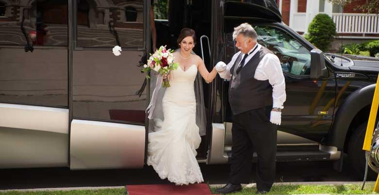 Kitchener Waterloo Wedding Limousine