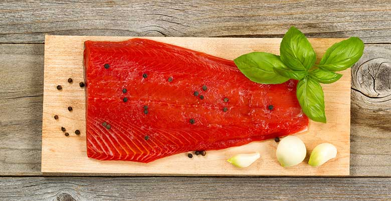 Cedar Planked Sockeye Salmon Recipe