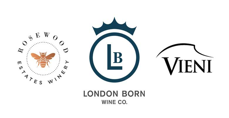 Beamsville Winery Partners - Rosewood, London Born & Vieni