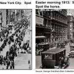 5th Avenue, 1900 Vs. 1913