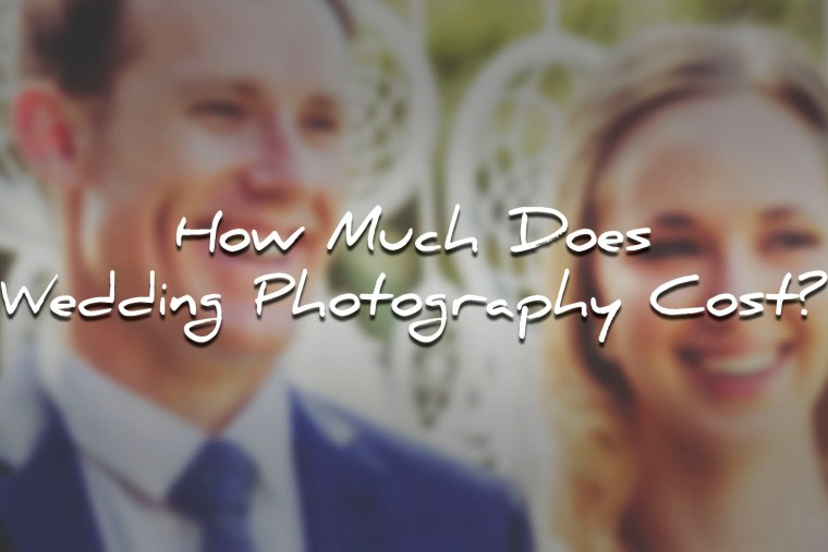 How much does Wedding Photography cost you?