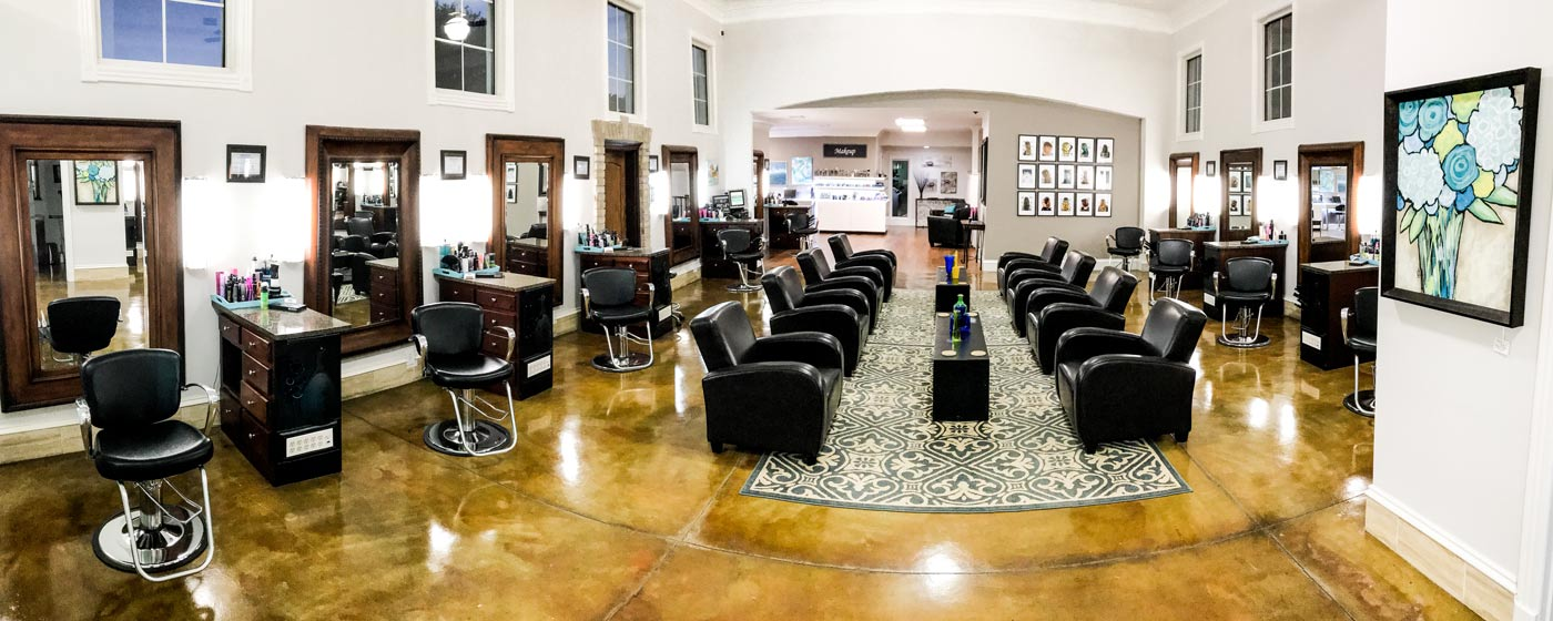 bréon hair salon nashville
