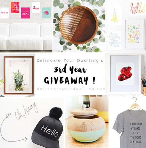Celebrating a Friend with a Giveaway!