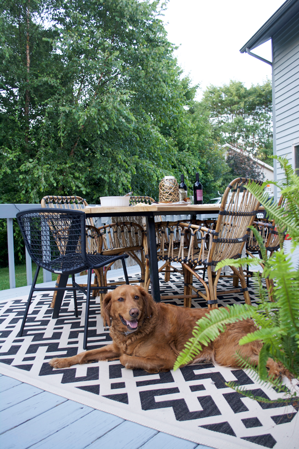 Hosting an Outdoor Summer Soiree