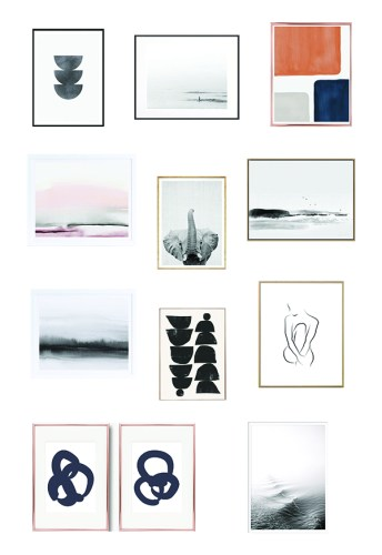Printable Art from Etsy for Under $10