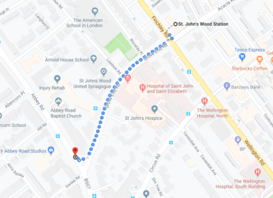 Here Comes the Cars: Abbey Road – Brerin Takes On The World on goodbye google maps, new jersey google maps, animals google maps, bourbon street google maps, 1999 google maps,