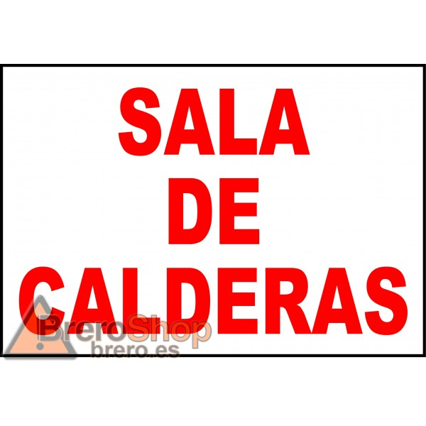 Carteles Sala Calderas