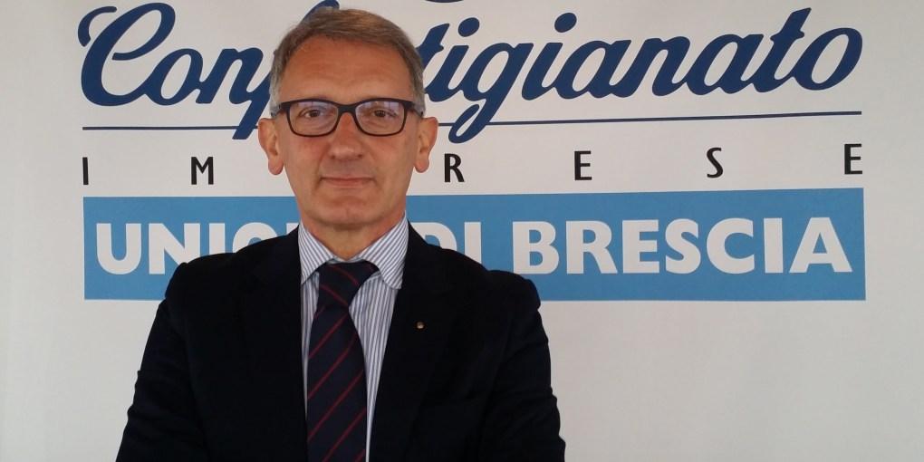 Eugenio Massetti, Confartigianato Brescia