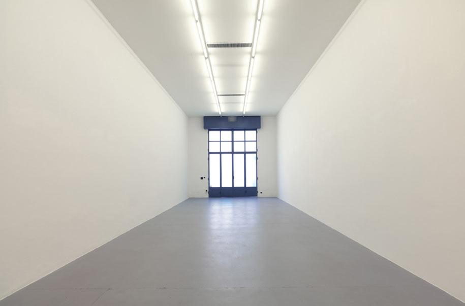 Galleria Minini di Brescia - foto da sito ufficiale