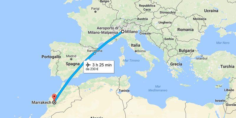 Scambi economici tra Brescia e Marocco