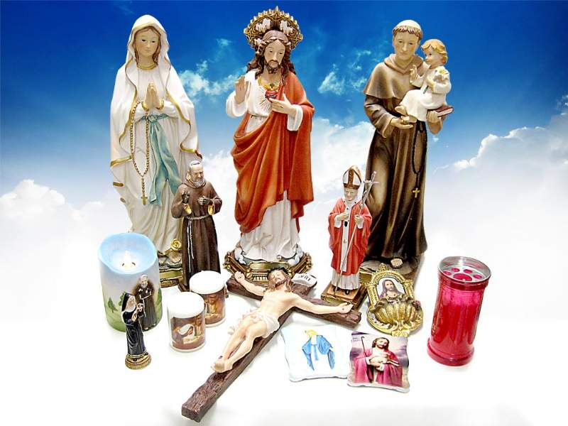 Regali religiosi a Brescia