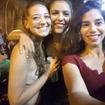 Les visites c'est aussi de jolis moments ensemble dans les meilleures soirées de Rio