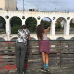 Explication de l'histoire des Arcos de Lapa à Rio