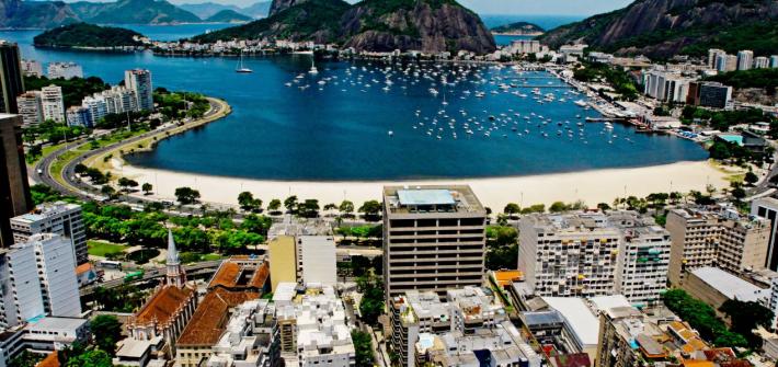 quartier de Botafogo a rio