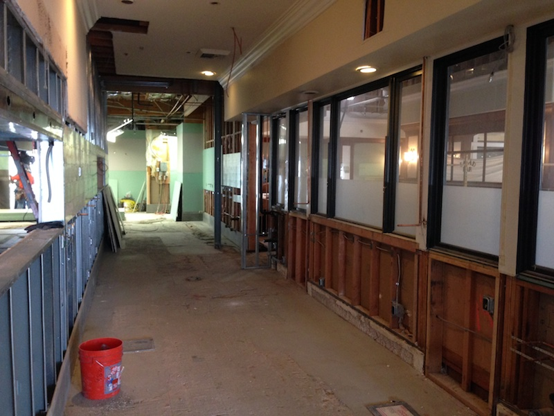 Blueberry Hill Remodel January 2014