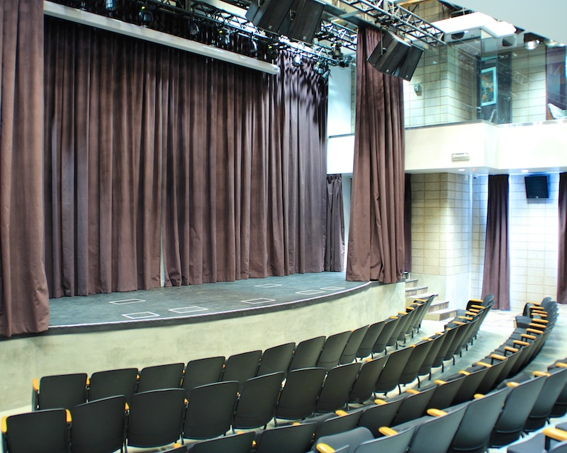 Inspire Theater Stage
