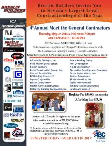 Breslin Builders Invites you to Nevada's Meet the Contractors Expo - May 22nd_Page_1