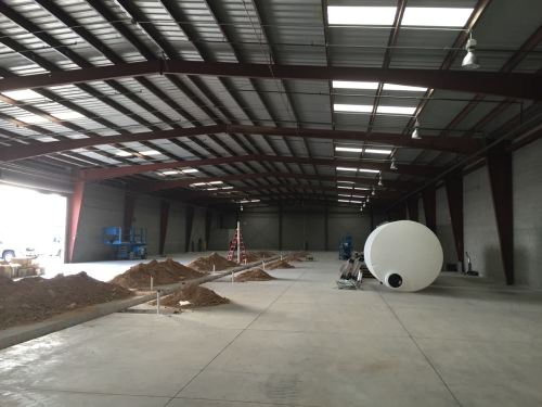 Redwood Warehouse Progress Photos 12-4-15 - 4