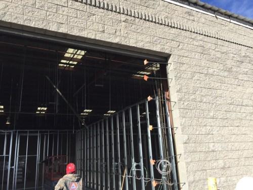 Redwood Warehouse MME Progress Photos 1-7-16 - 10