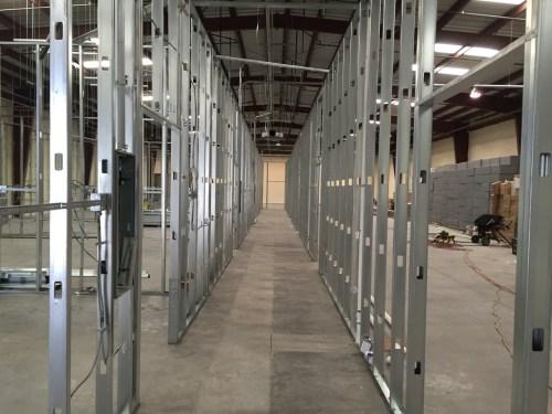 Redwood Warehouse MME Progress Photos 1-7-16 - 3