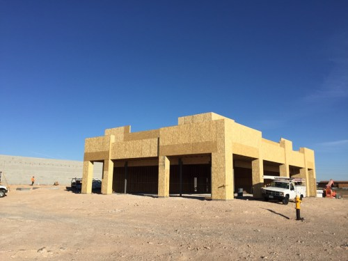 Cactus Retail Progress 3-4-16 - 2