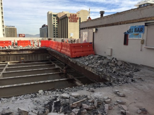 The Plaza Pool Deck Renovation - 2