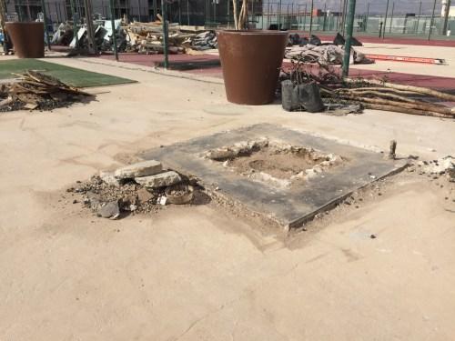 The Plaza Pool Deck Renovation - 29