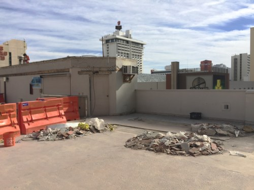 The Plaza Pool Deck Renovation - 36