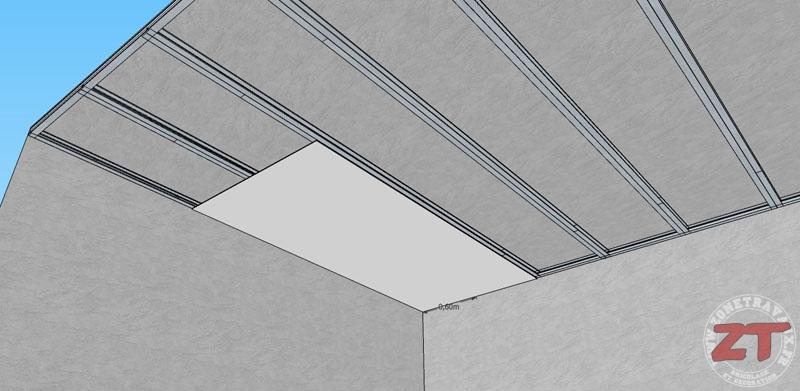 Faire Un Plafond En Placo  Isolation Idées