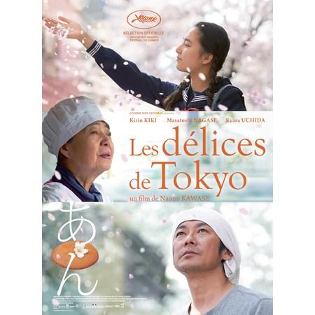 Affiche : Les Délices de Tokyo