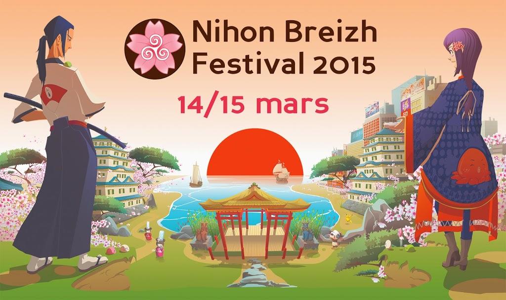 Nihon Breizh Festival 2015 !