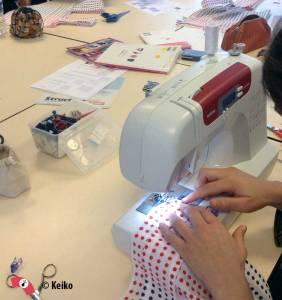 Couture - 裁縫 @ Bretagne Japon | Dol-de-Bretagne | Bretagne | France
