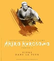 Films d'Akira Kurosawa au TNB