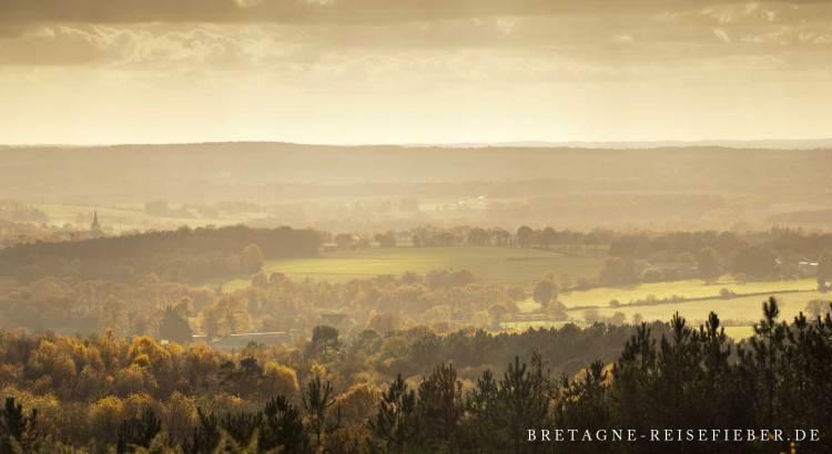 Landesinnere der Bretagne