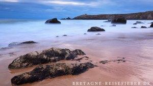 Quiberon Strand Steine
