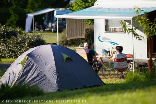 Camping Salines Plurien