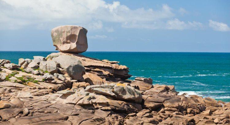 Rosa Granitküste Tregastel