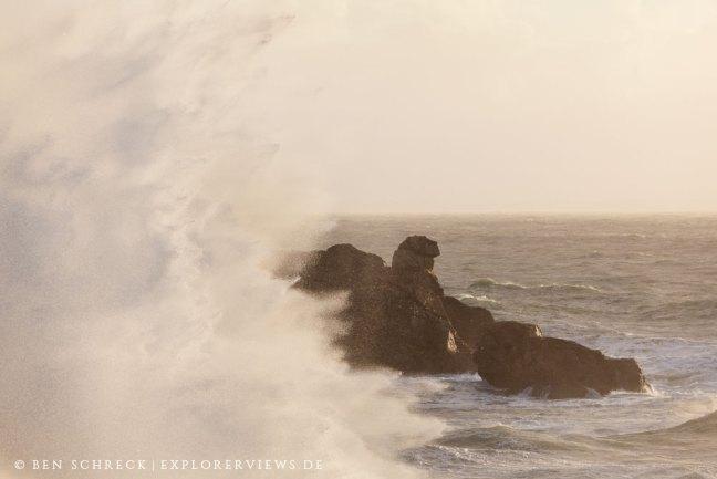 Sturmwellen Quiberon