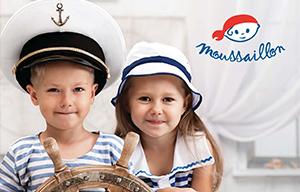 Vêtements marins Moussaillon