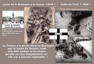 traité d union 1532_statue Rennes