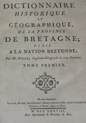 Nation bretonne_Ogée1778-80 4vol