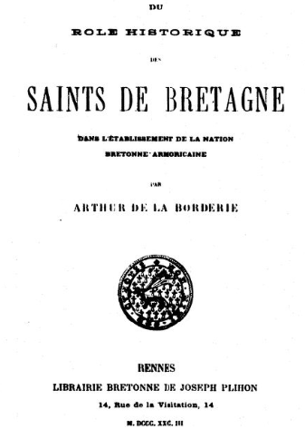 Saints de Bretagne_nation bretonne 1883_la Borderie_N1